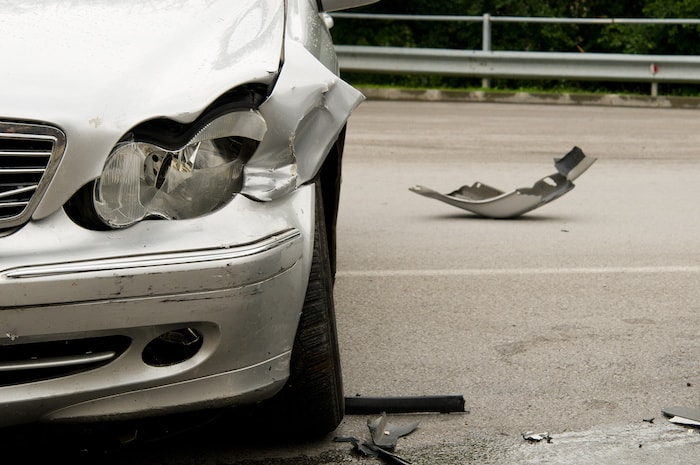 car wreck driver negligence