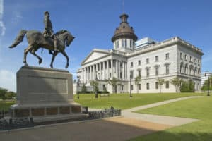 State Capitol of South Carolina, Columbia