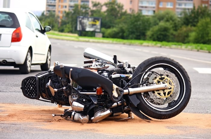 motorcycle accident attorney in arlington tx